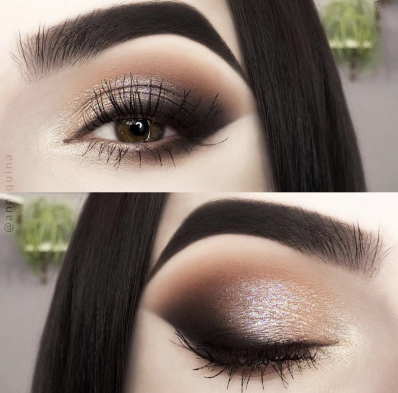 Deep Smokey Eye eyeshadow looks
