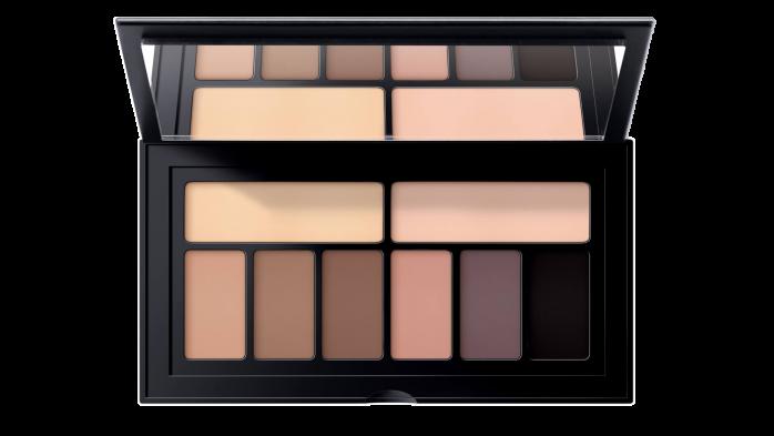 Smashbox cover shot matte eyeshadow palette