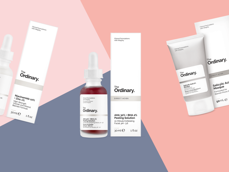 The best The Ordinary products featured