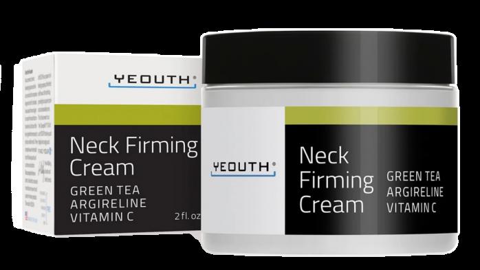 Yeouth neck and throat cream