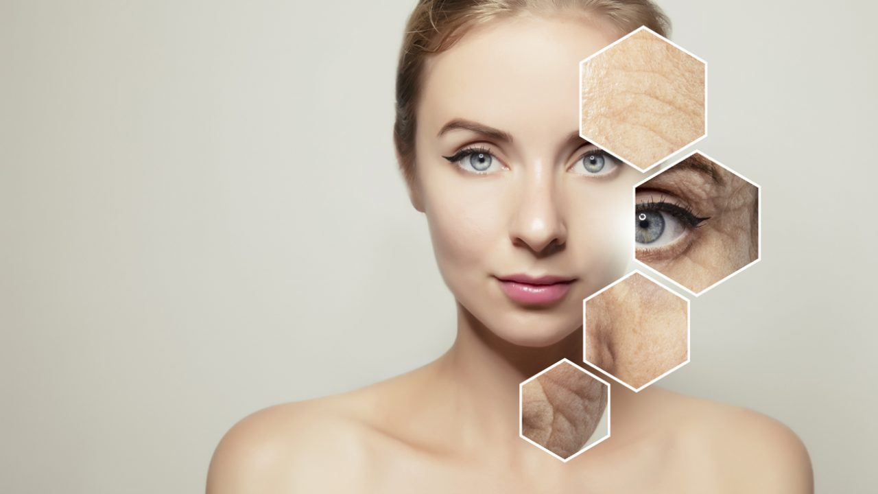 What causes ageing or aging