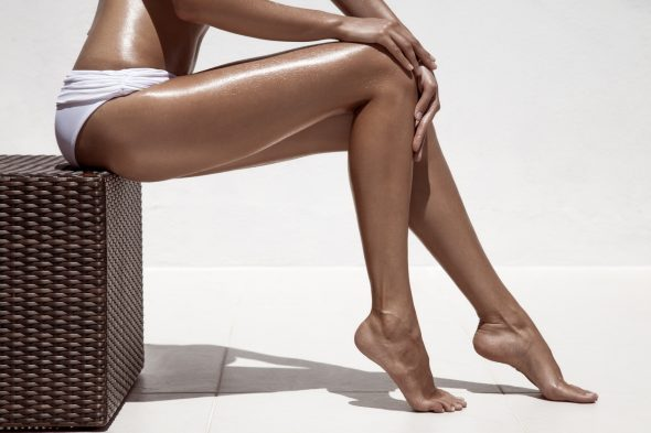 Fake tan: How to remove fake tan instantly from hands, how it works and how to apply fake tan