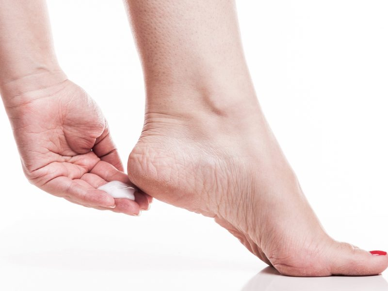 Dry skin on feet how to get rid of dry skin on feet