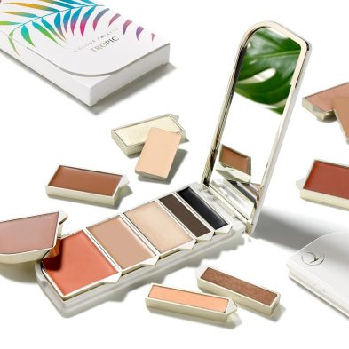 Tropic Skincare Colour Palette and Trays