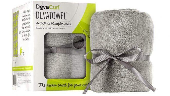 DevaCurl microfibre towel