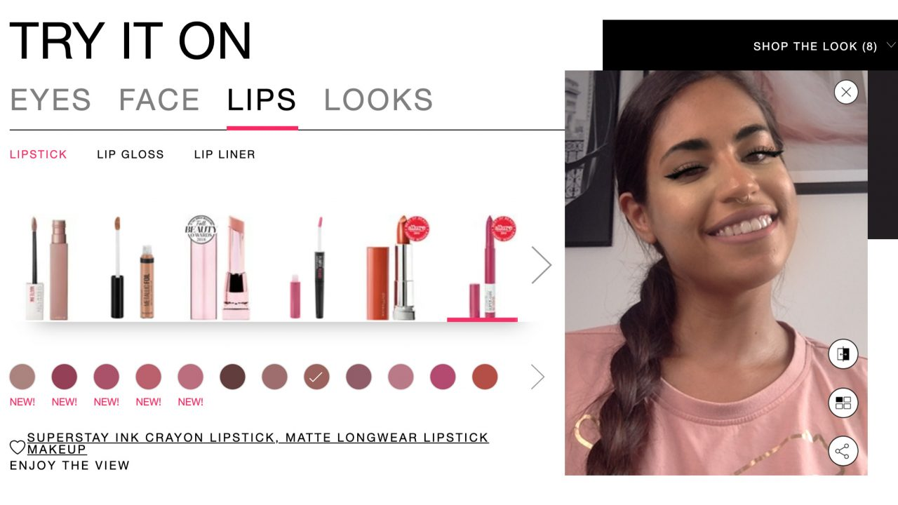 How To Try Makeup On Online The Best