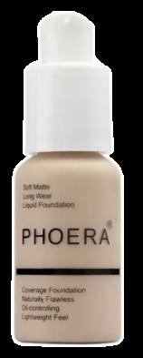Phoera Liquid Matte foundation