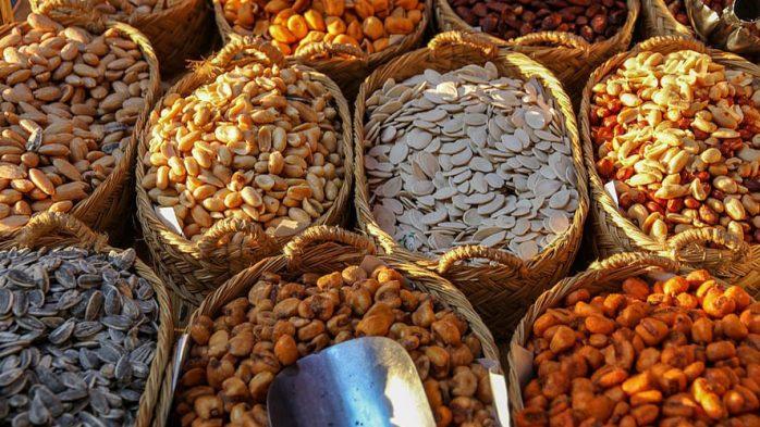 Pumpkin seeds good for skin