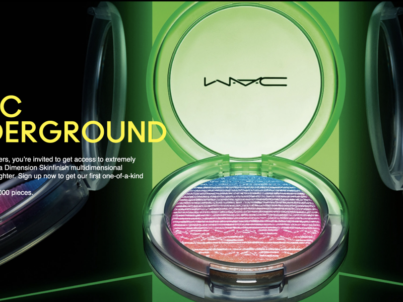 MAC Underground MAC Lover loyalty program