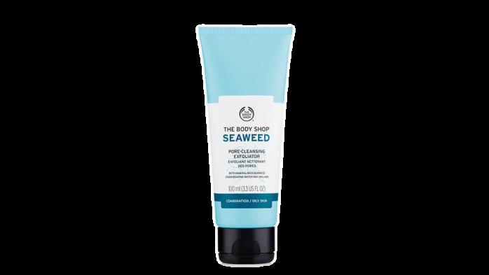 The Body Shop Seaweed Exfoliator