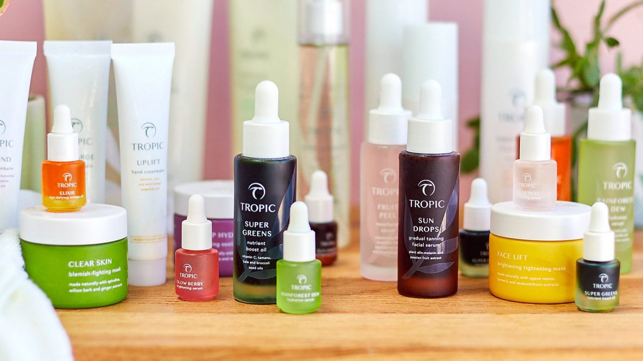Tropic Skincare best products