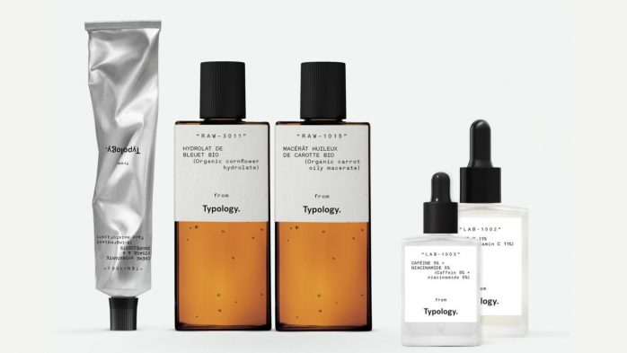 Typology Skincare Face Routine