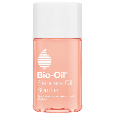 Bio Oil stretch marks and scars