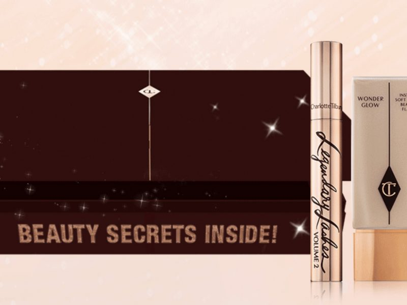 Charlotte Tilbury Mystery Makeup Box