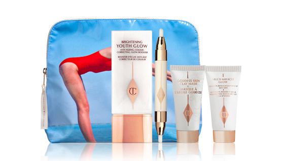Charlotte Tilbury Summer Skin bag