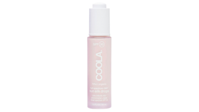 Coola blue light treatment