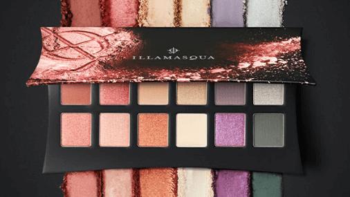 Illamasqua eyeshadow palette