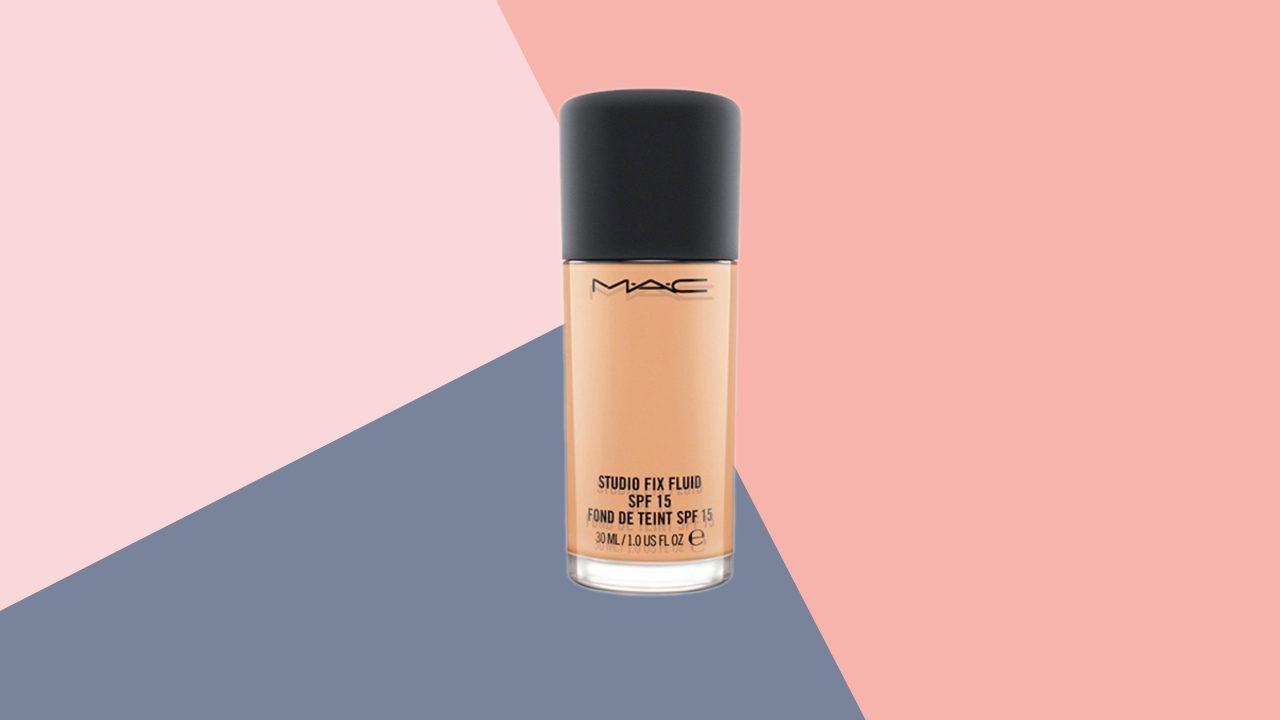 MAC Studio Fix foundation review shades and pump