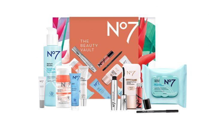 No7 Beauty Vault 2020