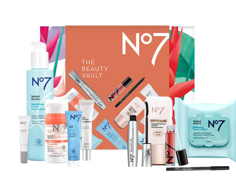 No7 Beauty Vault 2020