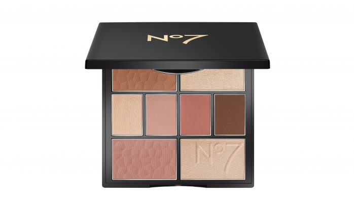 No7Summer Edit Face Palette new 2020