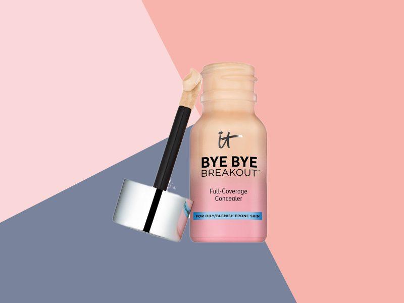 Best concealer for acne UK tarte IT cosmetics maybelline revolution