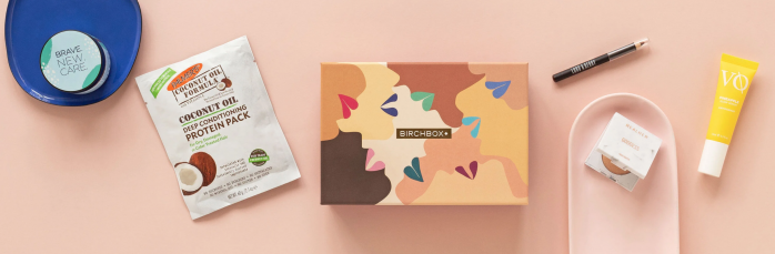 Birchbox subscription beauty box