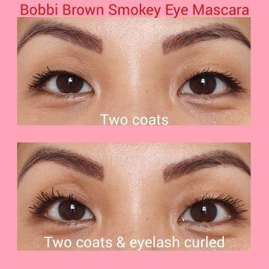 Bobbi Brown Curl mascara review