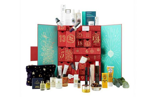 Fortnum and Mason Beauty Advent Calendar 2020
