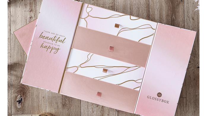 Glossybox Beauty Advent Calendar 2020