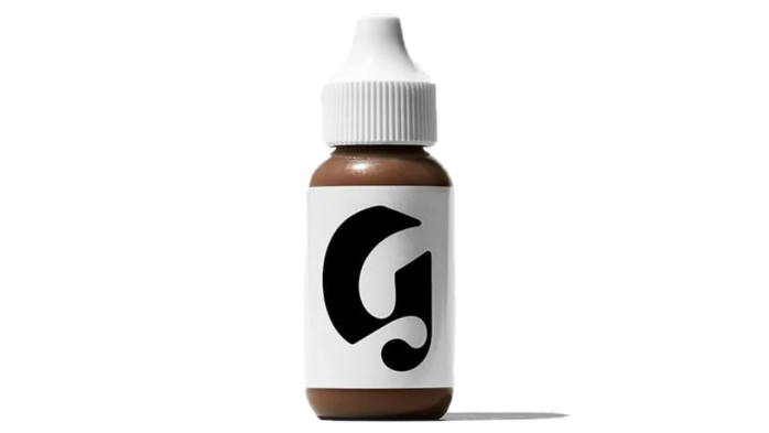 Glossier foundation for over 60 skin UK