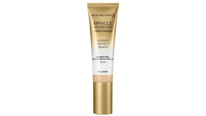 Max Factor Miracle Second Skin foundation