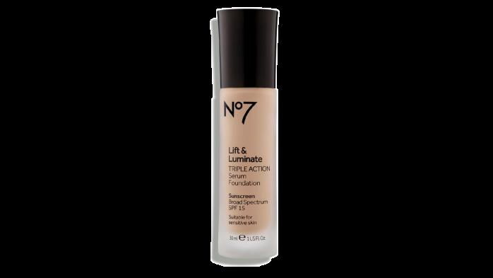 No7 foundation for mature skin over 50