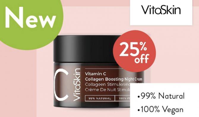 VitaSkin Vitamin C Collagen Boosting Night Cream