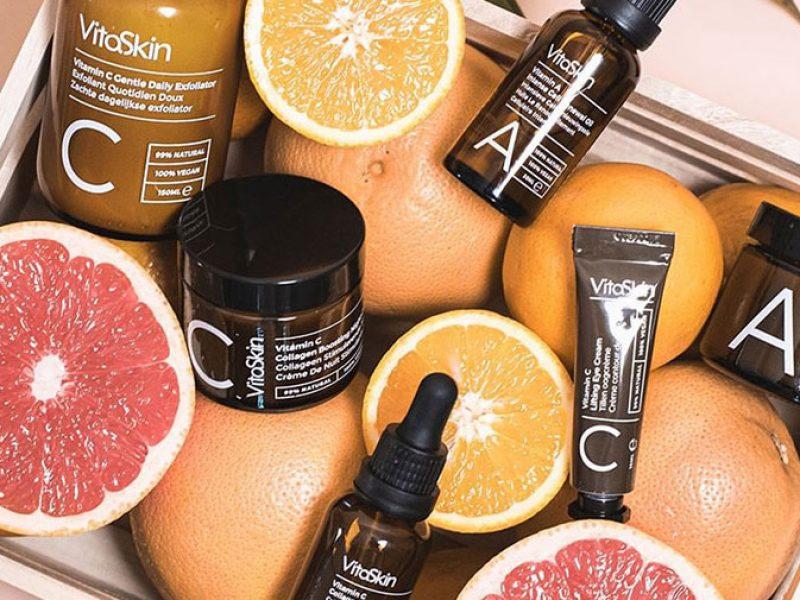 VitaSkin vegan clean skincare