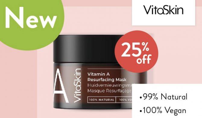 Vitamin A resurfacing Mask