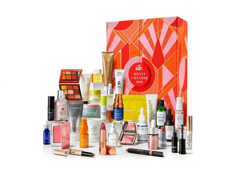 Whats inside the Cult Beauty Advent Calendar 2020