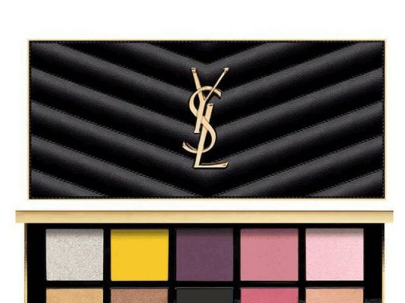 YSL Clutch Palette