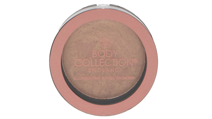 Body Collection Baked Bronzer