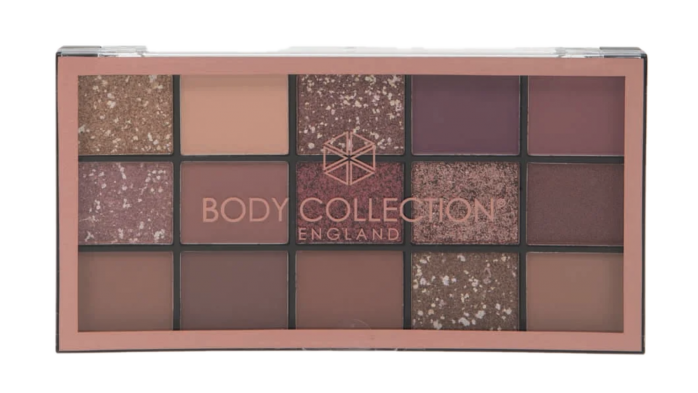 Body Collection palette