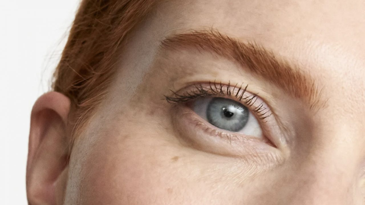 Glossier Boy Brow for red hair
