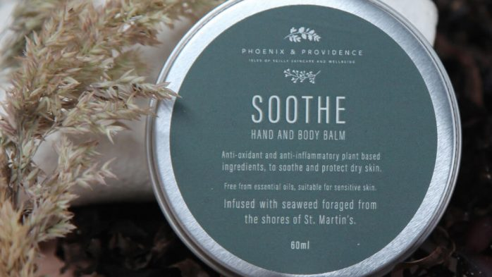 Phoenix and Providence cleansing balm for face and body