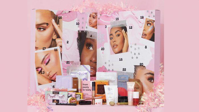 Pretty Little Thing beauty advent calendar 2020