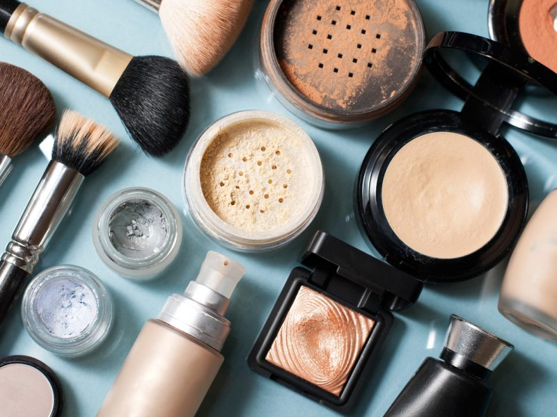 Makeup recycling UK