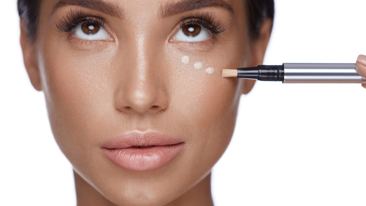 Where to put concealer and how to apply concealer like a pro