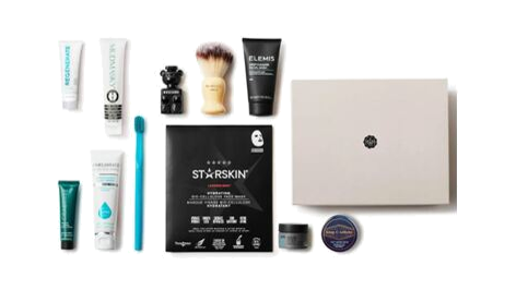 GlossyBox Grooming Kit
